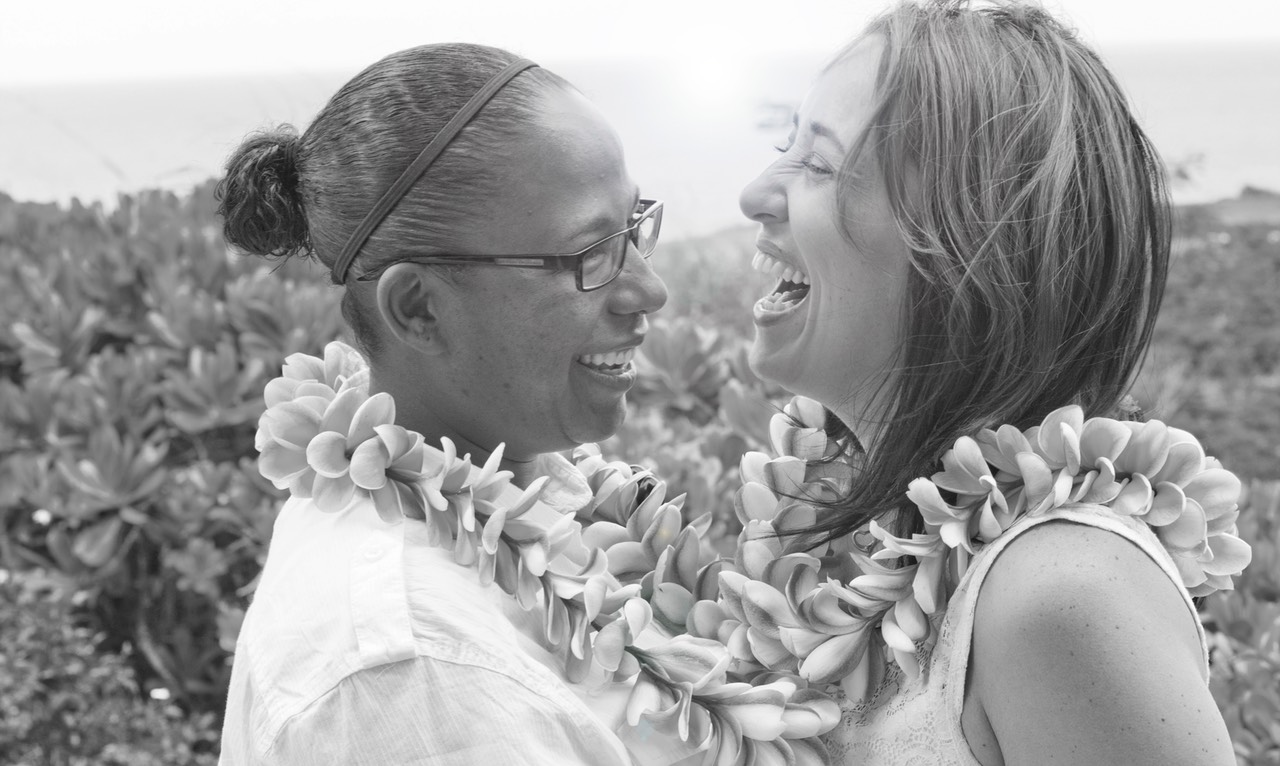 Kauai wedding photographer film All couples