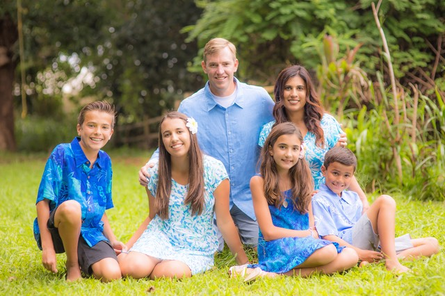 Kauai photographer family photos