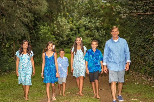 Kauai vacation professionally taken photographs