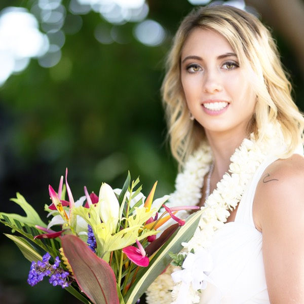 Kauai wedding photographer Difraser 22
