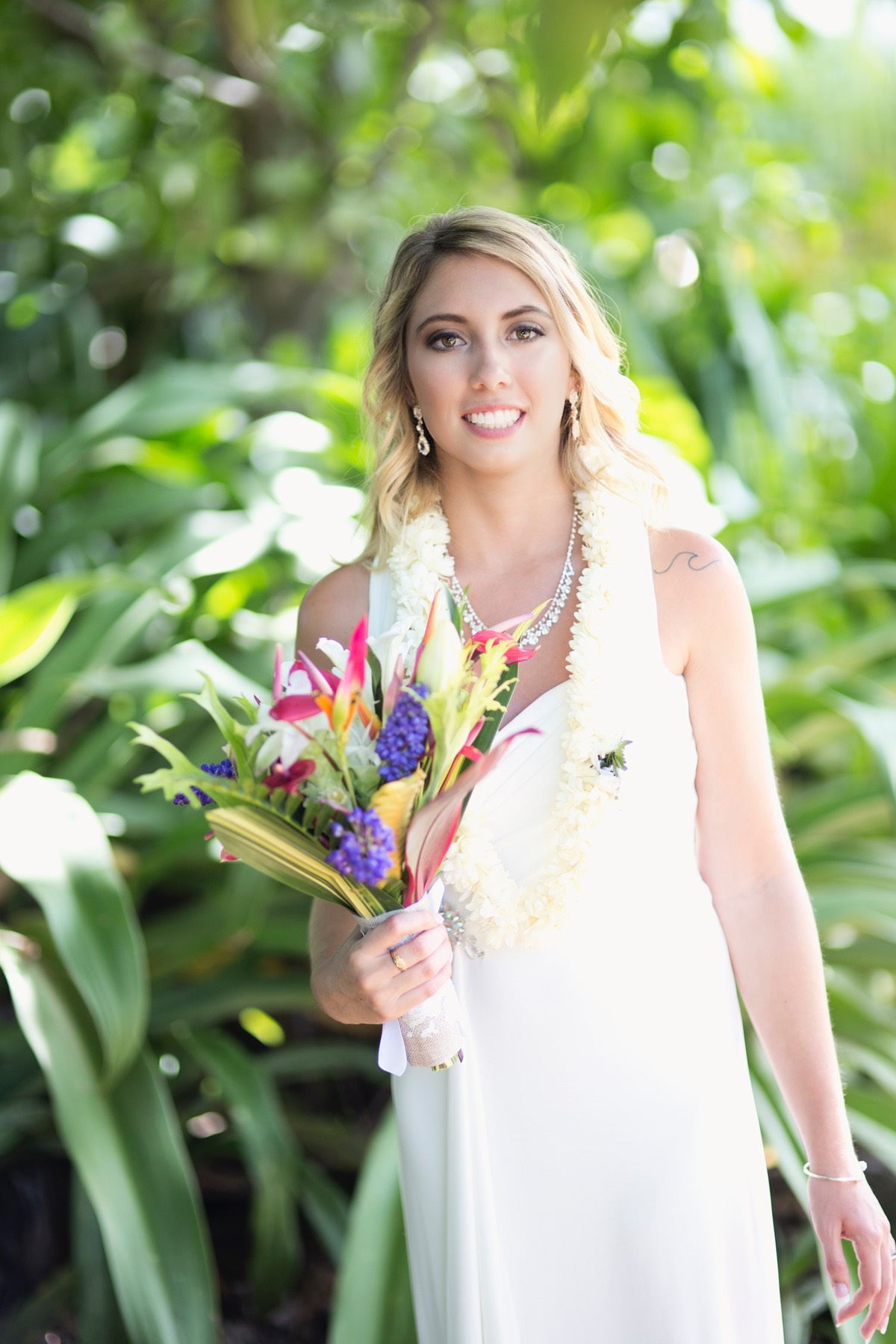Kauai wedding photographer Difraser 21