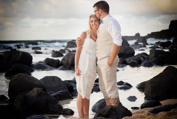 Kauai wedding video by Difraser Intimate Essence package