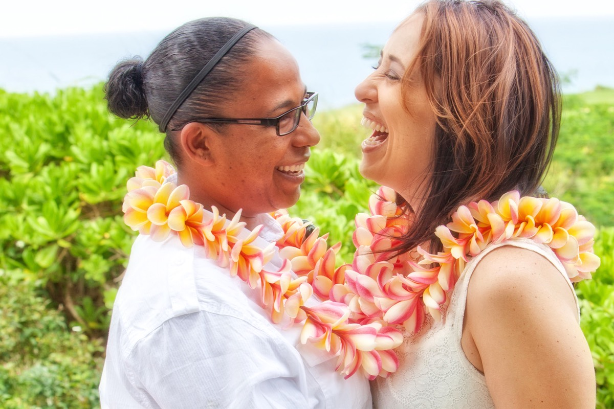 Kauai wedding videographer LGBT