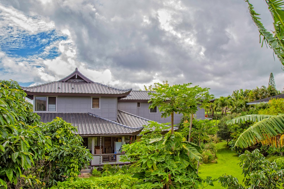 Kauai vacation rental home at Queens Bath
